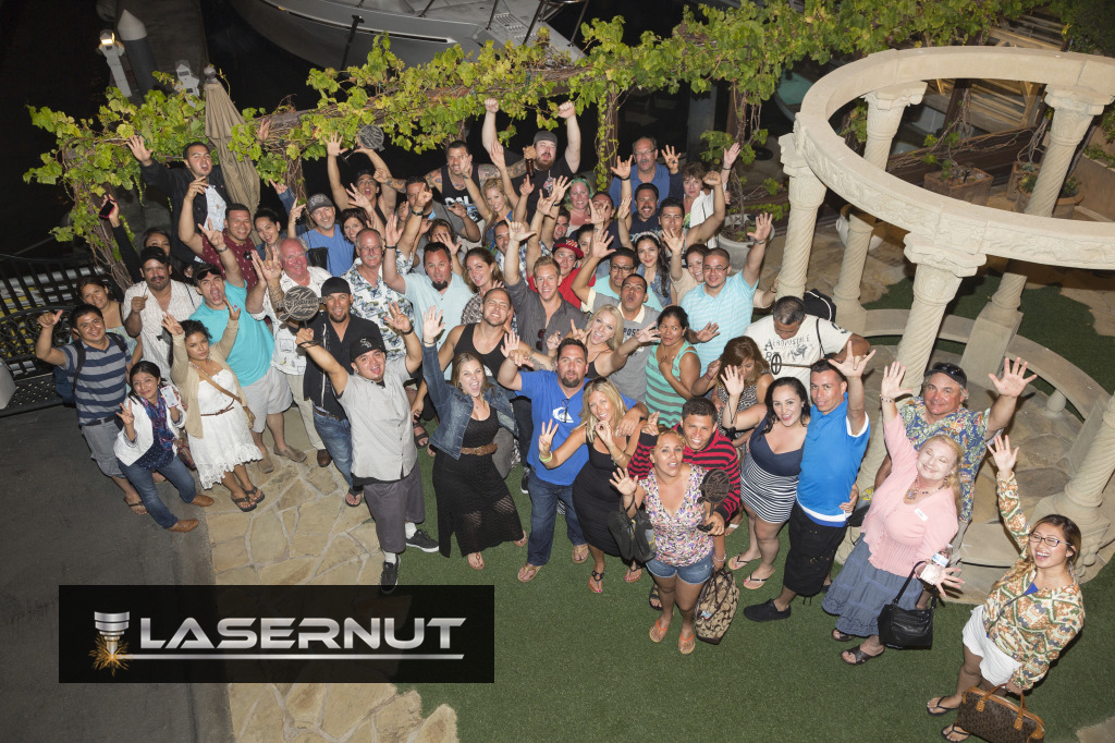 Lasernut 30th Anniversary Party
