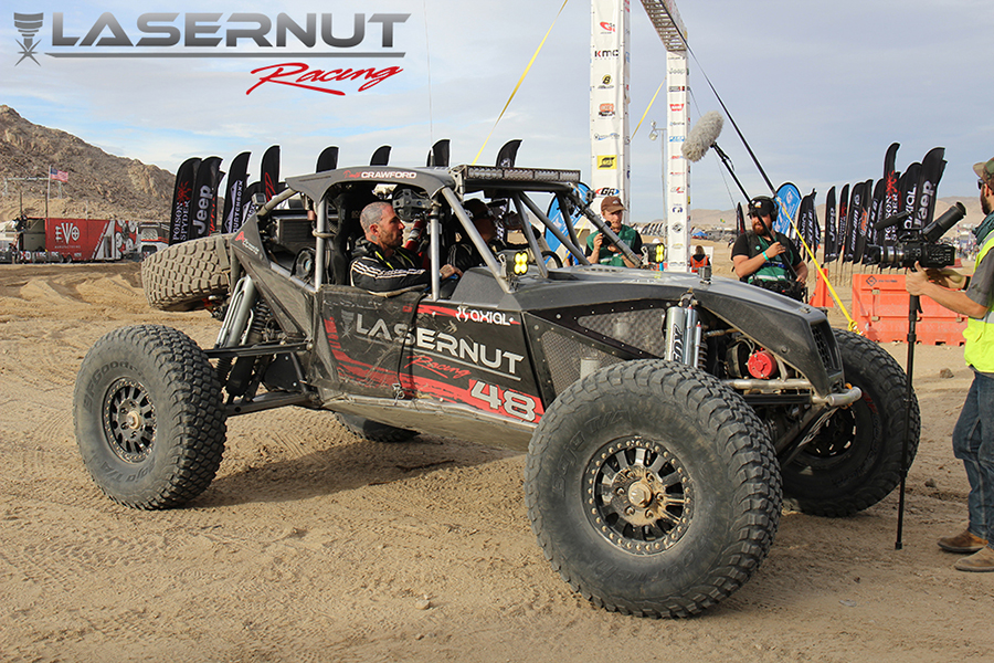 Lasernut Racing – 2017 King of The Hammers – Race Highlights