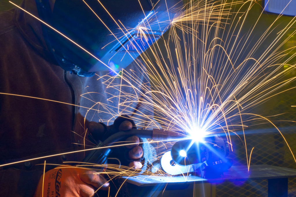 The Differences Between TIG Welding and MIG Welding.